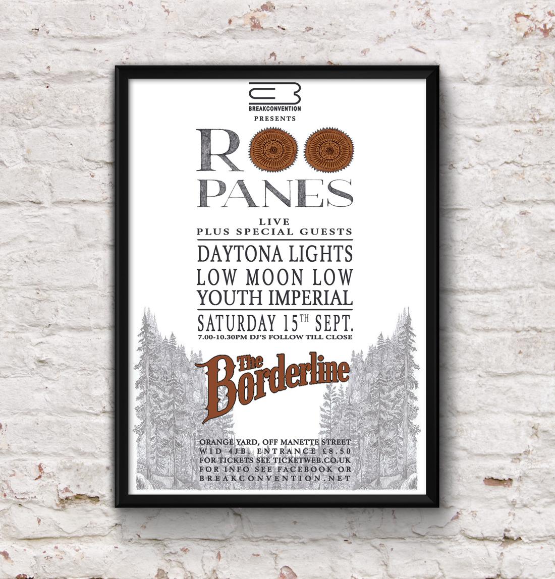Roo Panes- Borderline15.09.12