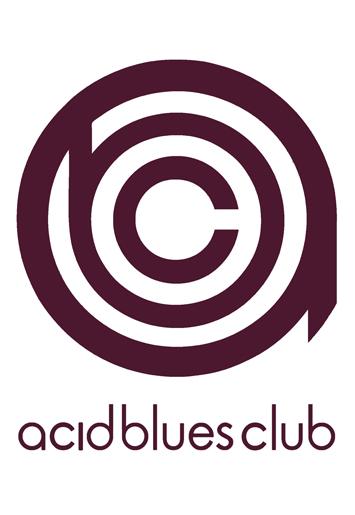 ACID BLUES CLUB – BAND LOGO