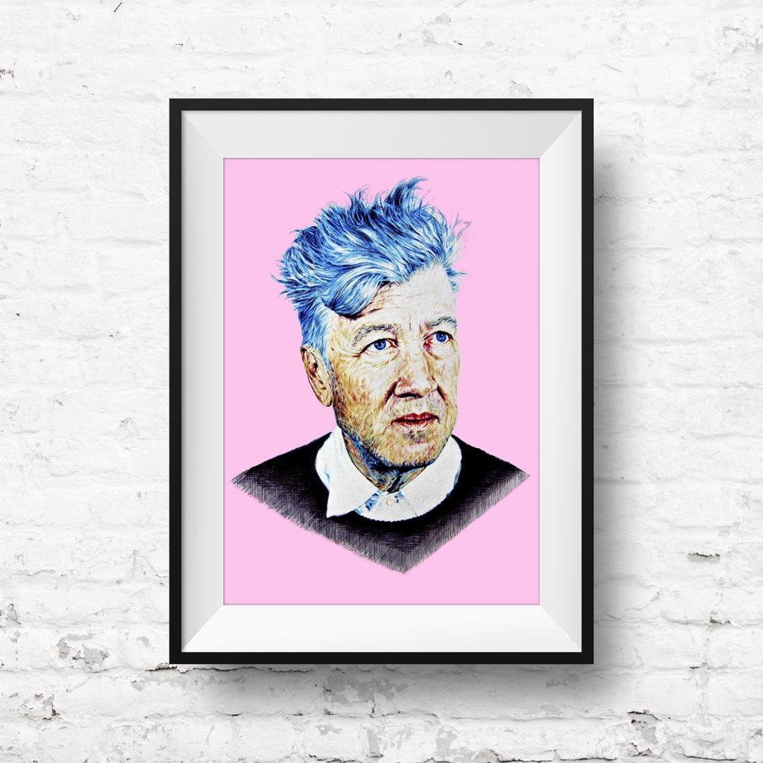 David Lynch - Ballpoint